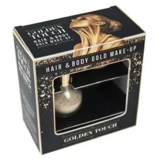 GOLDEN TOUCH — HAIR BODY GOLD MAKE-UP