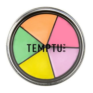 TEMPTU PRO SB Neutralizer Wheel Палитра кремовых корректоров